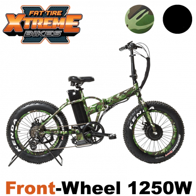 0930cf3b1e0 Electric E-Bikes and Electric Bicycles from Xtreme Fat Tire Bikes ...