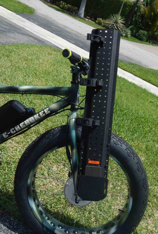 Xtreme Fishing And Hunting Gear Holder Electric E Bikes