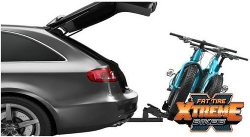 """Bike Rack T2-Classic 2"""" (TH9044) 1 ½"""" (TH9045)(For Trailer Hitch, Cars, SUVs, Trucks and RVs)"""
