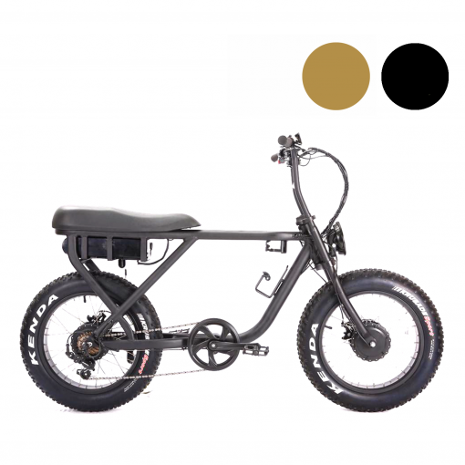 UltraTrek Electric Bikes e2 Supra for Two Riders