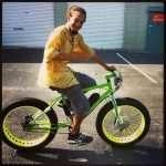 Happy UltraTrek Fat Tire Electric Bike Customer