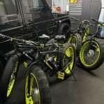 Jim Pagano Fat Tire Electric Bikes