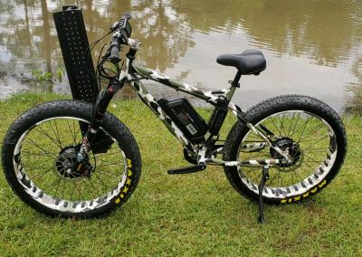 UltraTrek Fat Bikes 2020 Dual Motor Electric Bikes