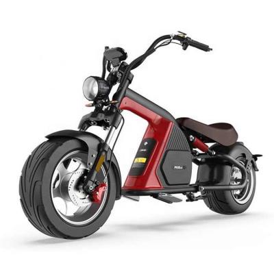 3000w UltraTrek Chopper Dual Suspension Electric Motor Bike