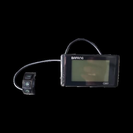 UltraTrek Electric Bikes Digital Display and Mount