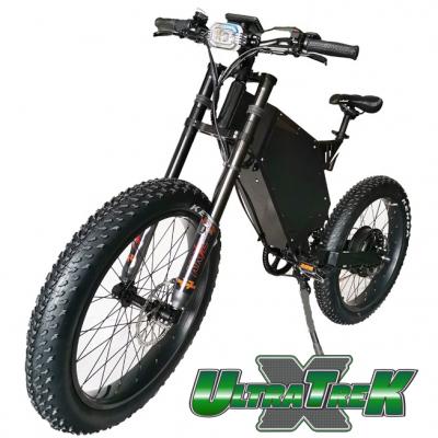 E-Cheetah Full Suspension Super Bike