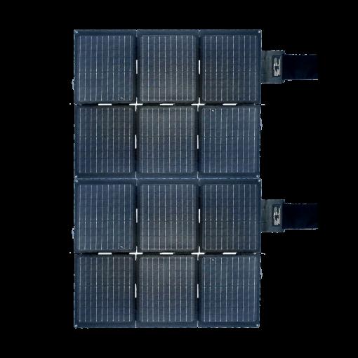 72 Volt Dual Electric Bike Folding Solar Panels
